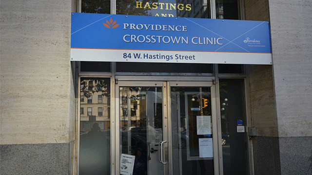 Providence Crosstown Clinic