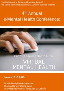 E-mental health 2014
